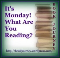 It's Monday What Are You Reading, stack of books