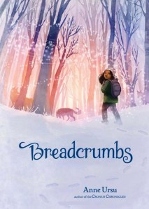 Breadcrumbs by Anne Ursu is a modern day retelling of The Snow Queen in the grand tradition of Hans Christian Anderson, guaranteed to melt the iciest of hearts. Click here for my full review.