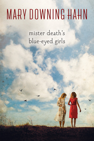 Mister Death's Blue-Eyed Girls Mary Downing Hahn Book Cover