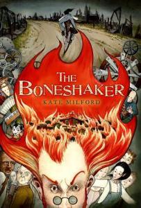 The Boneshaker by Kate Milford