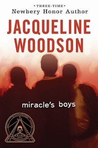 Miracle's Boys Jacqueline Woodson Book Cover