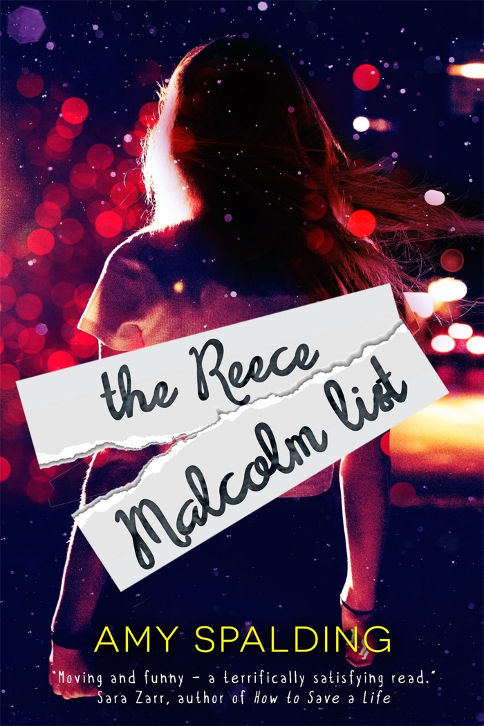 The Reece Malcolm List | Amy Spalding | Book Review
