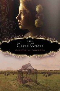 The Caged Graves by Dianne K. Salerni   Good Books And Good Wine