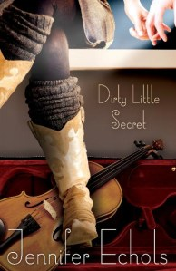 Dirty Little Secret by Jennifer Echols | Good Books And Good Wine