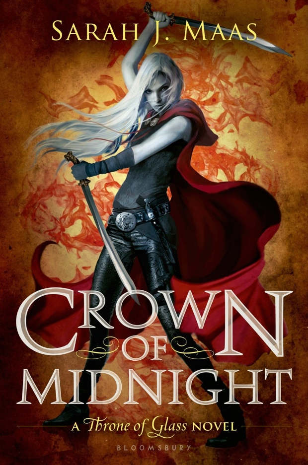 Crown Of Midnight by Sarah J. Maas   Good Books And Good Wine