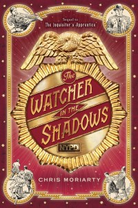 The Watcher In The Shadows | Good Books And Good Wine