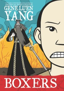 Boxers by Gene Luen Yang | Good Books And Good Wine