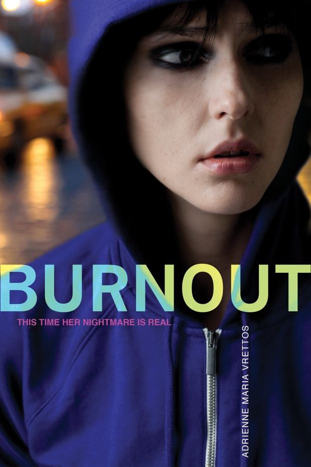 Burnout by Adrienne Maria Vrettos   Good Books And Good Wine
