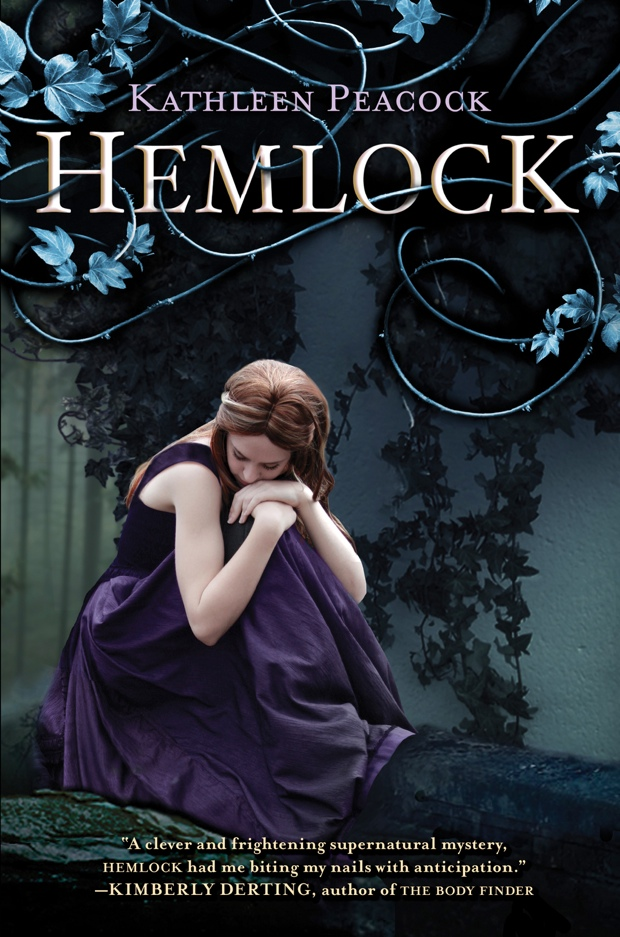 Hemlock by Kathleen Peacock | Good Books And Good Wine
