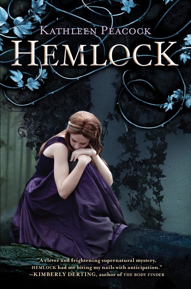 Hemlock by Kathleen Peacock   Good Books And Good Wine
