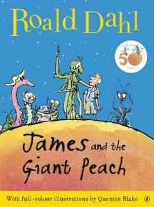 James And The Giant Peach by Roald Dahl | Good Books And Good WIne