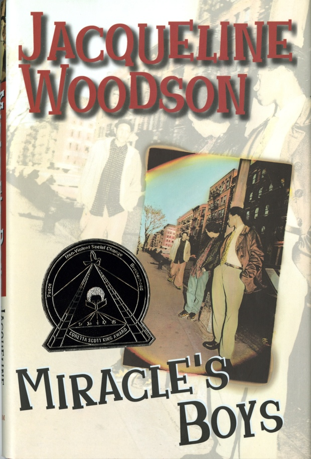 Miracle's Boys by Jacqueline Woodson | Good Books And Good WIne