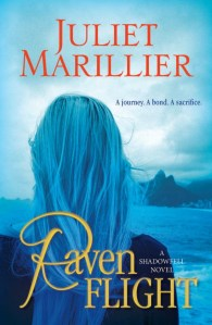 Raven Flight by Juliet Marillier | Good Books And Good Wine
