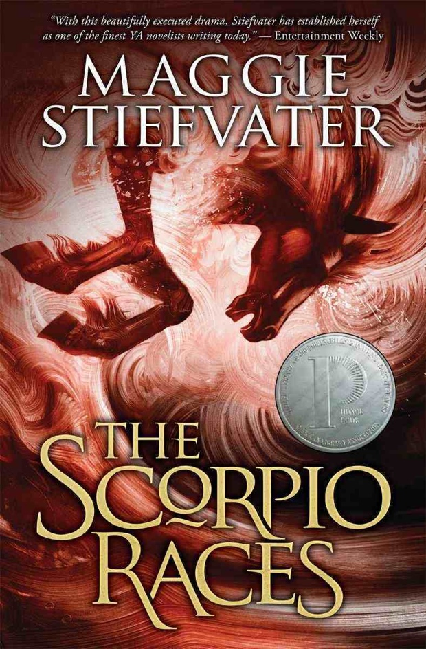 The Scorpio Races by Maggie Stiefvater (Cover)