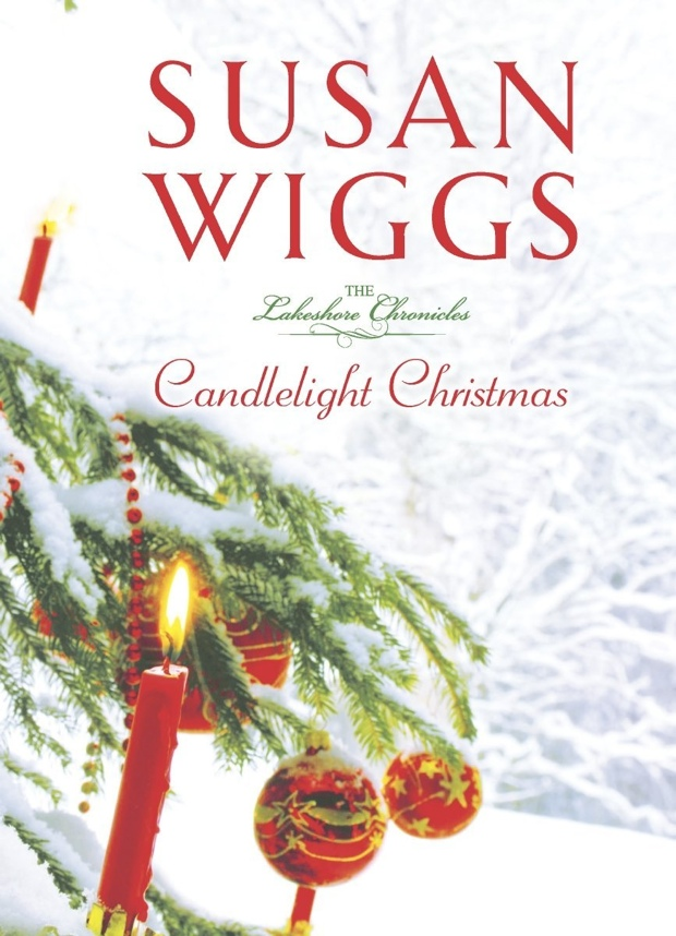 Candlelight Christmas by Susan Wiggs | Good Books And Good Wine
