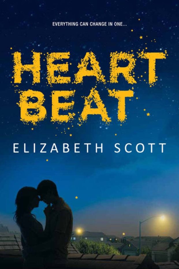 Heartbeat by Elizabeth Scott | Good Books And Good Wine