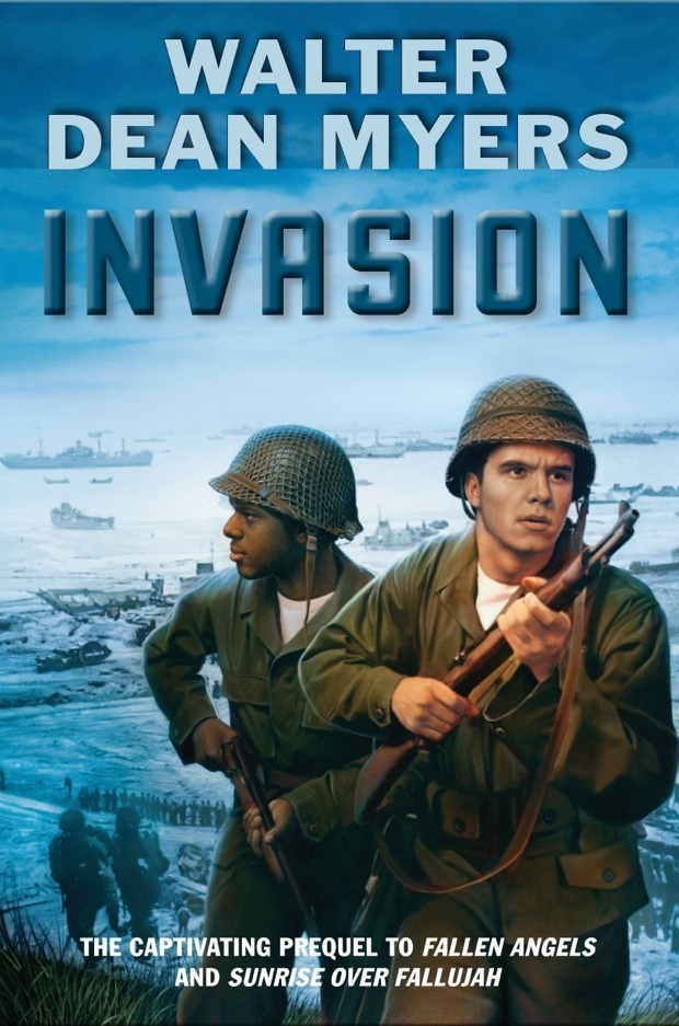 Invasion by Walter Dean Myers   Good Books And Good Wine