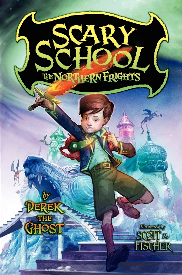 The Northern Frights by Derek The Ghost | Good Books And Good Wine