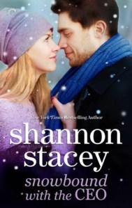 Snowbound With The CEO by Shannon Stacey | Good Books And Good Wine