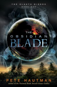 the obsidian blade cover
