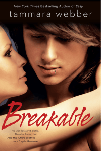 Breakable by Tammara Webber | Good Books And Good Wine