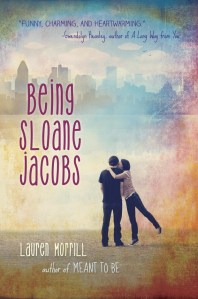 Being Sloane Jacobs Lauren Morrill Book Cover