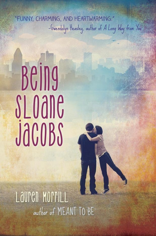 Being Sloane Jacobs Lauren Morrill Book Cover