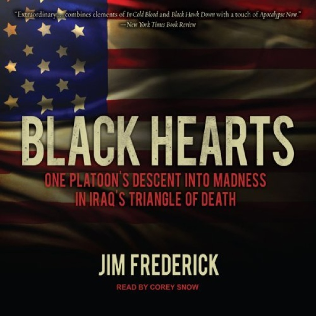 Black Hearts by Jim Frederick | Good Books And Good Wine