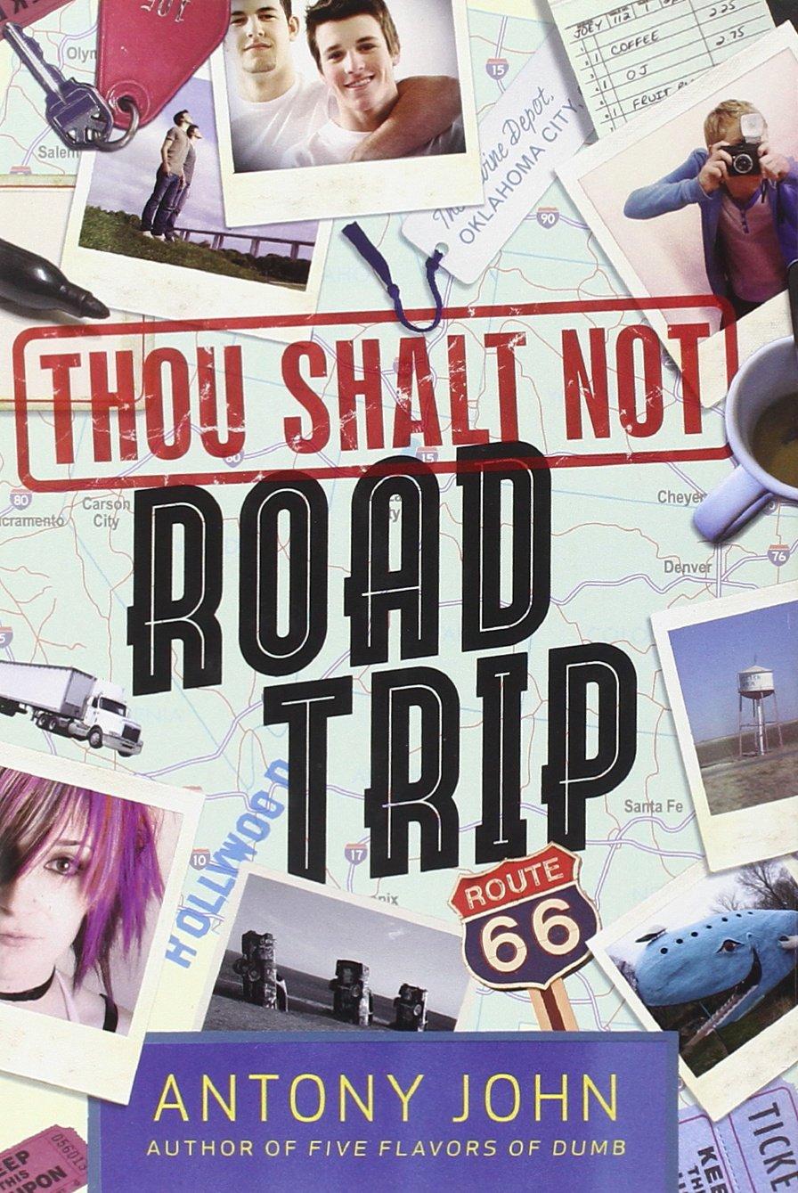 Thou Shalt Not Road Trip | Antony John | Book Review