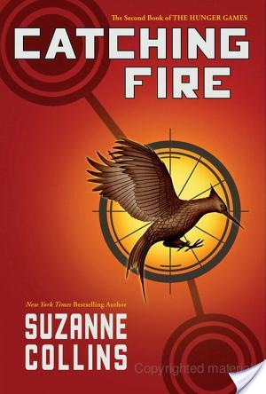 Review of Catching Fire by Suzanne Collins + Mockingjay Predictions
