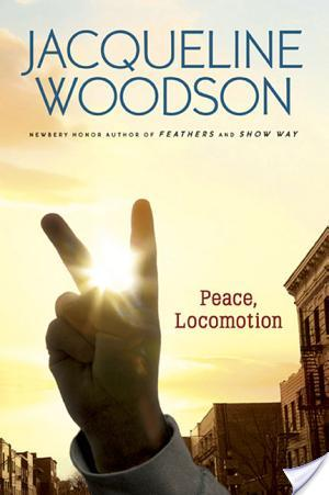 Review of Peace, Locomotion by Jacqueline Woodson