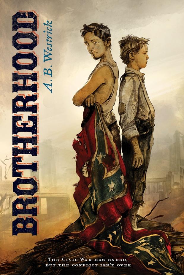 Brotherhood by AB Westrick | Good Books And Good Wine