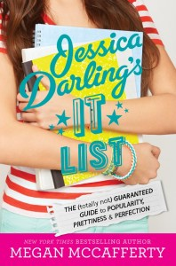 Jessica Darling's It List by Megan McCafferty | Good Books And Good Wine