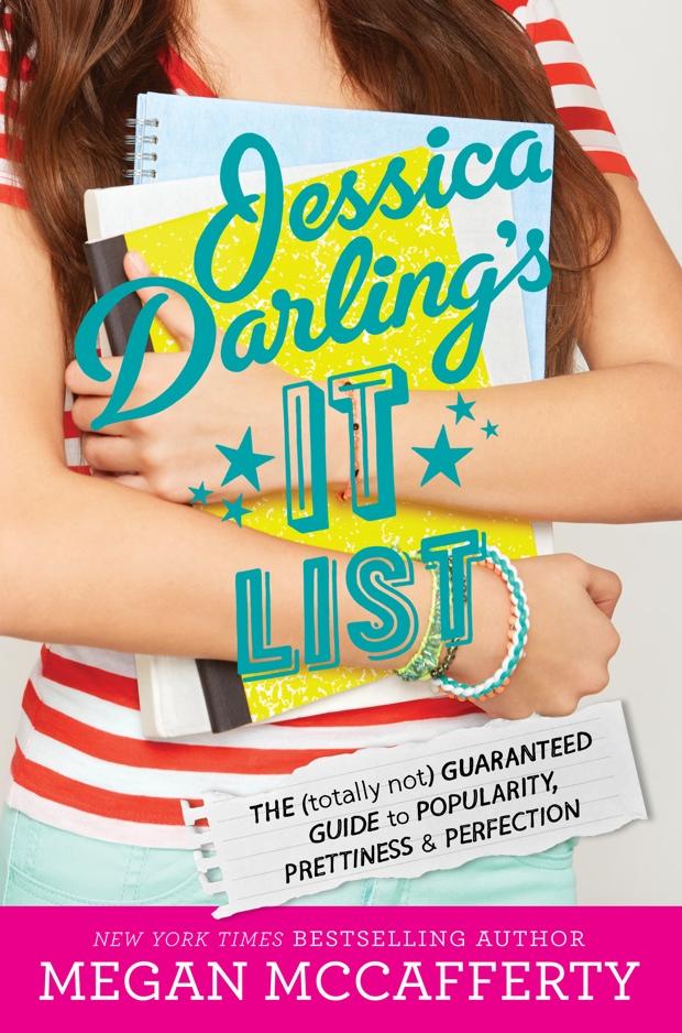 Jessica Darling's It List by Megan McCafferty   Good Books And Good Wine