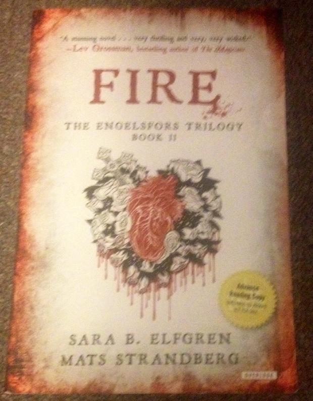 Fire by Sara Elfgren
