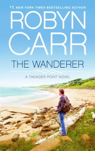 The Wanderer by Robyn Carr   Good Books And Good Wine