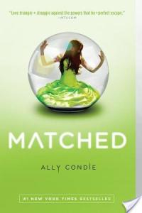Review: Matched by Ally Condie
