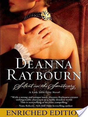 Review: Silent In The Sanctuary by Deanna Raybourn