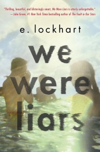 We Were Liars by E. Lockhart | Good Books And Good Wine