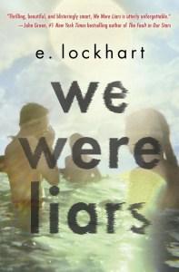 We Were Liars by E. Lockhart | Good Books And Good Wine