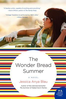 Allison: The Wonder Bread Summer | Jessica Anya Blau | Book Review