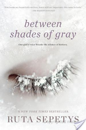 Book Review: Between Shades of Gray by Ruta Sepetys
