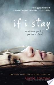 Allison: If I Stay | Gayle Forman | Book Review