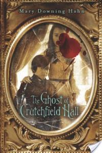 The Ghost of Crutchfield Hall is a very brief middle grade book chock full of orphans, servants, a mean old lady, and a ghost.
