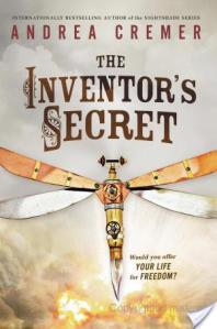 The Inventor's Secret by Andrea Cremer | Audiobook Review