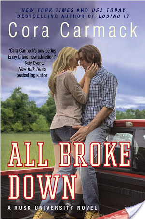 All Broke Down by Cora Carmack | Book Review