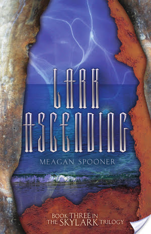 Lark Ascending by Meagan Spooner | Book Review