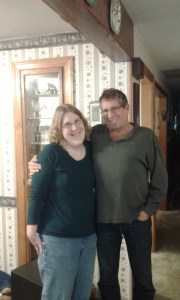 Uncle Mark & I