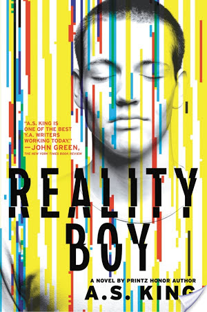 Reality Boy by AS King | Book Review
