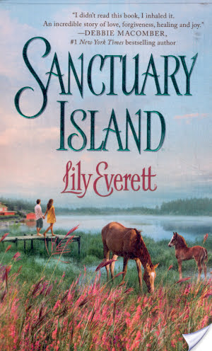 Allison: Sanctuary Island | Lily Everett | Book Review